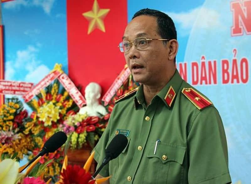 cựu giám đốc công an Sóc Trăng lạm dụng quỹ, ông Đặng Hoàng Đa