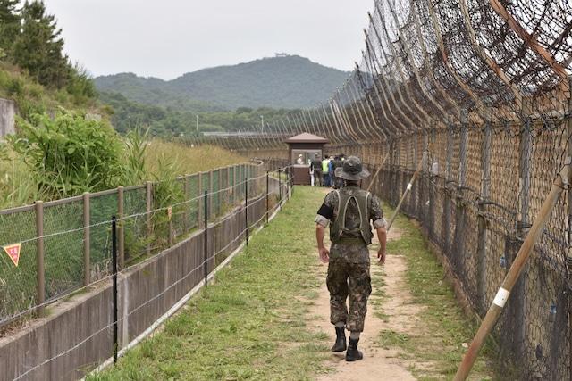 DMZ, khu vực phi quân sự