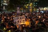 Tưởng niệm Thiên An Môn là phép thử cho quyền lực của Luật An ninh quốc gia HK