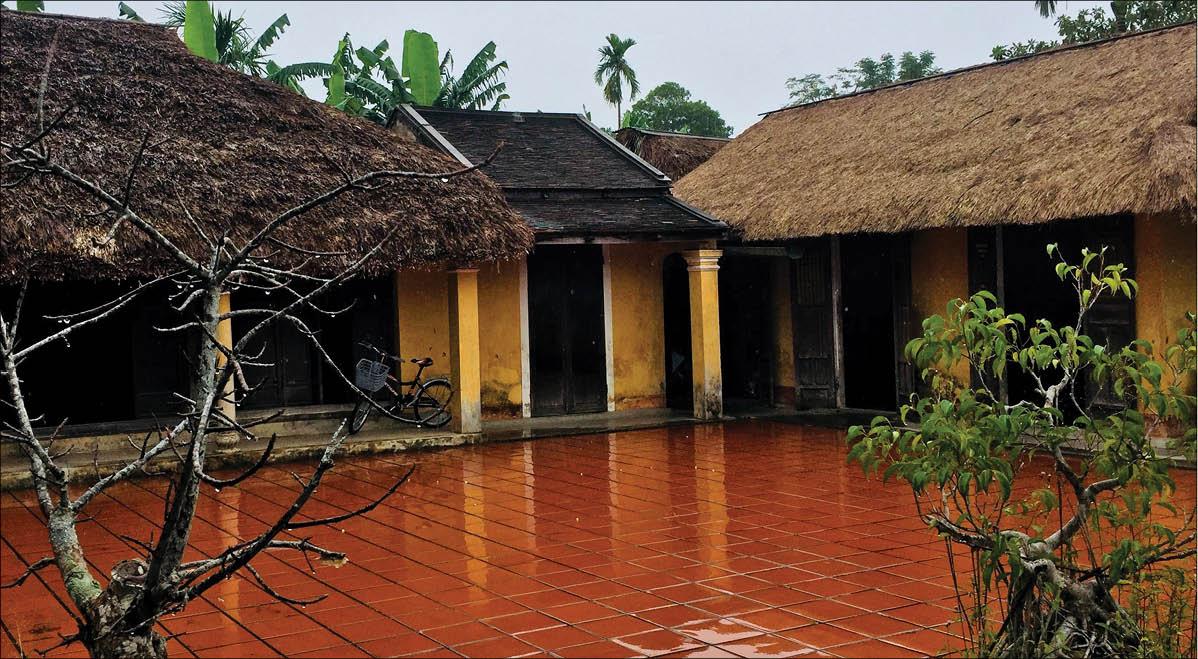 tôn tạo khu lưu niệm nhà thơ Tố Hữu, Thừa Thiên Huế