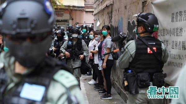 Hôm 27/5 người dân Hồng Kông đã hưởng ứng kêu gọi trực tuyến để xuống đường phản đối Dự luật An ninh Quốc gia và Dự luật Quốc ca đối với Hồng Kông, đã bị Cảnh sát Hồng Kông trấn áp.