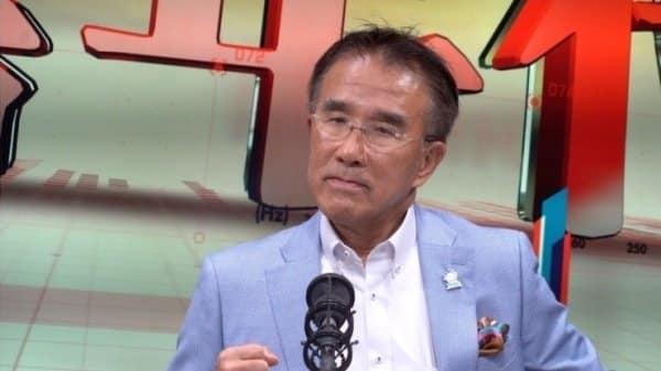 Hiện tại Đại biểu Nhân đại toàn quốc Trung Quốc khu vực Hồng Kông Điền Bắc Thần vô tình trở thành chủ đề bàn tán sôi nổi của người dân Đại Lục (Ảnh: Vision Times / Chu Tú Văn)