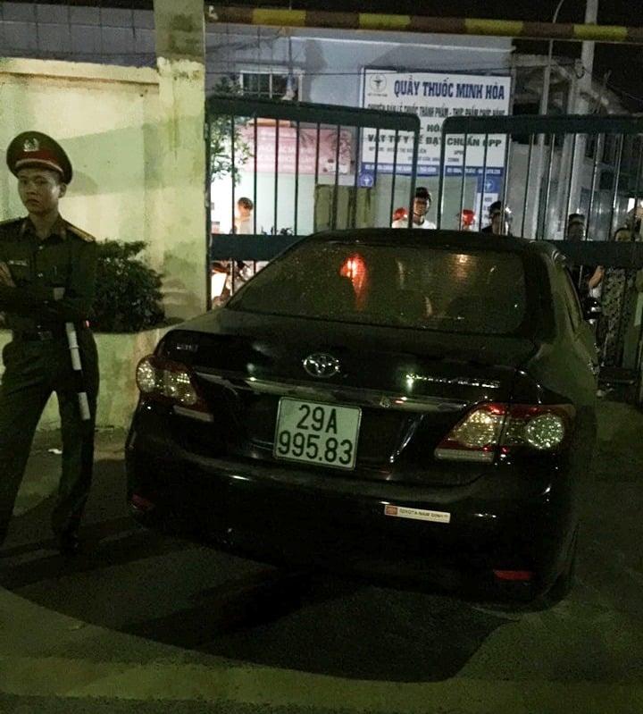 chết và 2 người bị thương đã không dừng lại, mà tiếp tục bỏ chạy khỏi hiện trường. Trưởng ban Nội chính Tỉnh ủy Thái Bình, Thái Bình