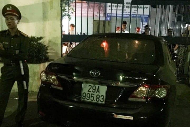 Trưởng ban Nội chính Tỉnh ủy Thái Bình, tai nạn giao thông