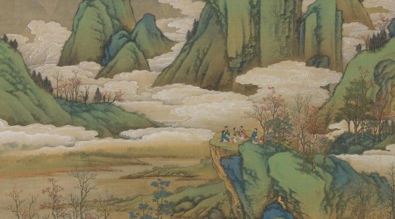 Khổng Tử nói về ích lợi của việc làm thơ