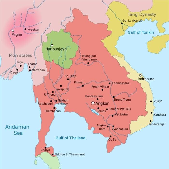 Lý Công Bình: Phò mã Đại Việt hai lần đánh bại Đế quốc Angkor