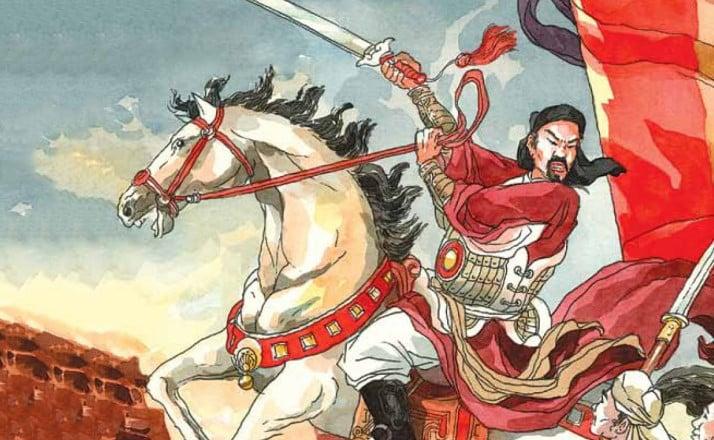 Số phận vị tể tướng nổi tiếng nhà Tống giữa cuộc chiến Tống - Việt