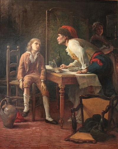 Suy ngẫm về vị vua 10 tuổi bên trong cuộc Cách mạng Pháp
