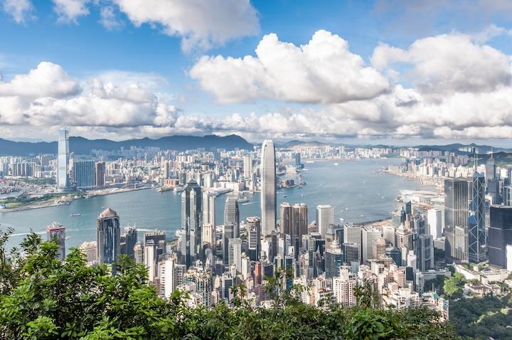 Cảng Victoria Hồng Kông (Ảnh: choikh/Shutterstock)