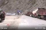 Xuất hiện video hơn 5.000 xe quân đội TQ đi về biên giới Trung – Ấn