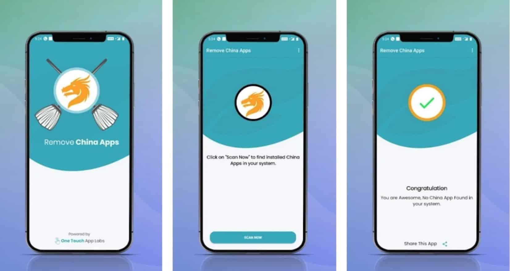 Google xóa ứng dụng Loại bỏ App Trung Quốc ra khỏi Play Store