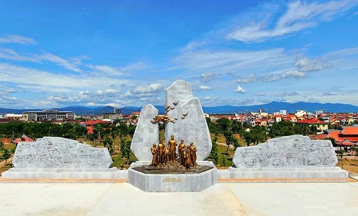 tượng đài Hồ Chí Minh, Quảng Bình