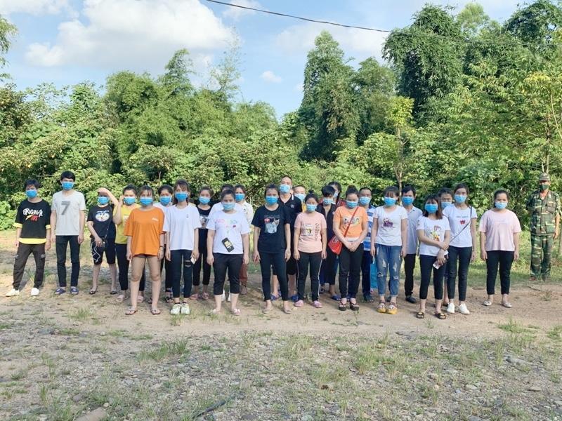 Quảng Ninh, nhập cảnh trái phép vào Việt Nam, virus corona Việt Nam