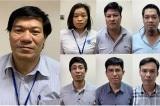 CDC 30 tỉnh, thành xin giảm nhẹ cho cựu Giám đốc CDC Hà Nội Nguyễn Nhật Cảm