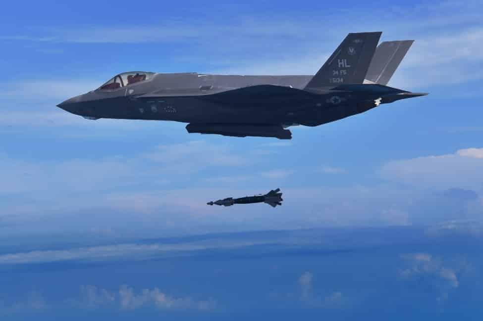 Chiến đấu cơ tàng hình F-35A