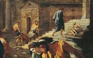 """""""Dịch hạch ở Ashdod"""" - Một tác phẩm độc đáo của Nicolas Poussin"""