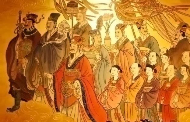 Hoàng đế tỉnh ngộ sửa sai, thiên tượng lập tức chuyển biến