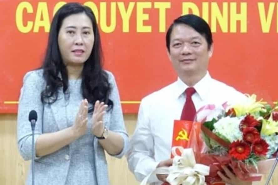 ông Phạm Thanh Tùng, Quảng Ngãi, Trưởng Ban tổ chức Tỉnh ủy Quảng Ngãi