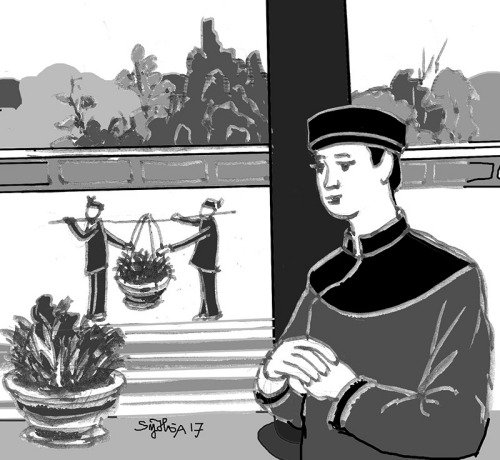 Vị thư sinh bị vợ đuổi đi vẫn thi đỗ tiến sĩ làm quan đầu triều
