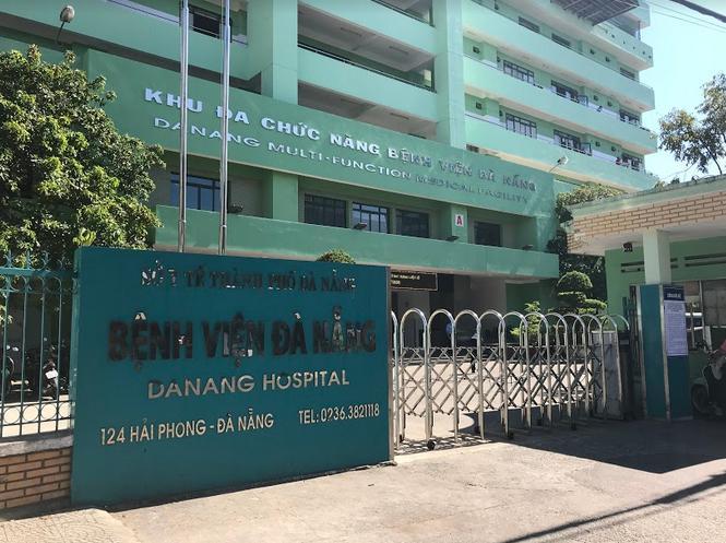 Bệnh viện Đà Nẵng, bệnh nhân 418