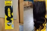 Mỹ thu giữ sản phẩm nghi làm từ tóc tù nhân tại các trại cưỡng bức Trung Quốc