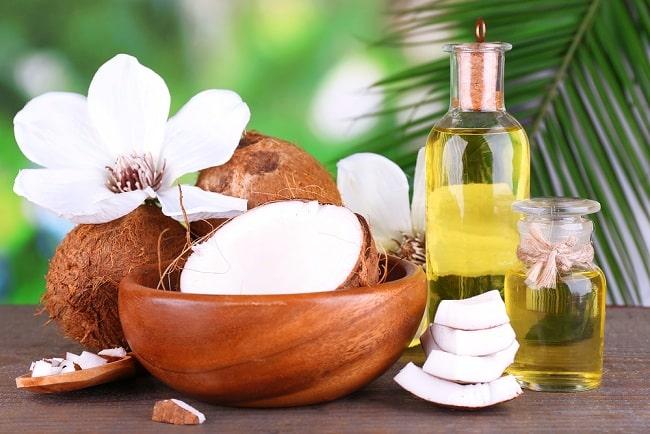 dầu dừa, lợi ích của dầu dừa