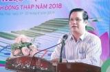 Phó giám đốc Sở VH-TT&DL Đồng Tháp, bị can Nguyễn Hữu Lý