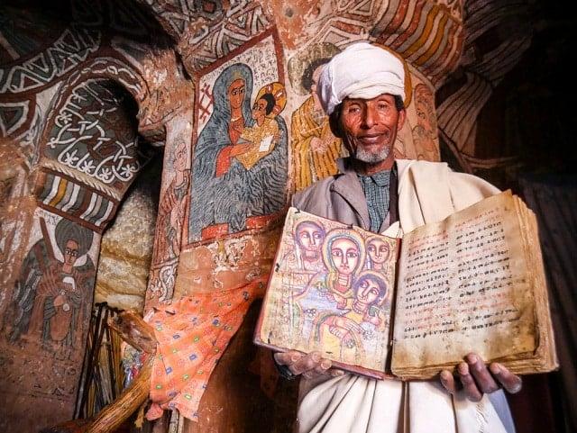 nhà thờ Abuna Yemata Guh, nhà thờ nguy hiểm nhất thế giới