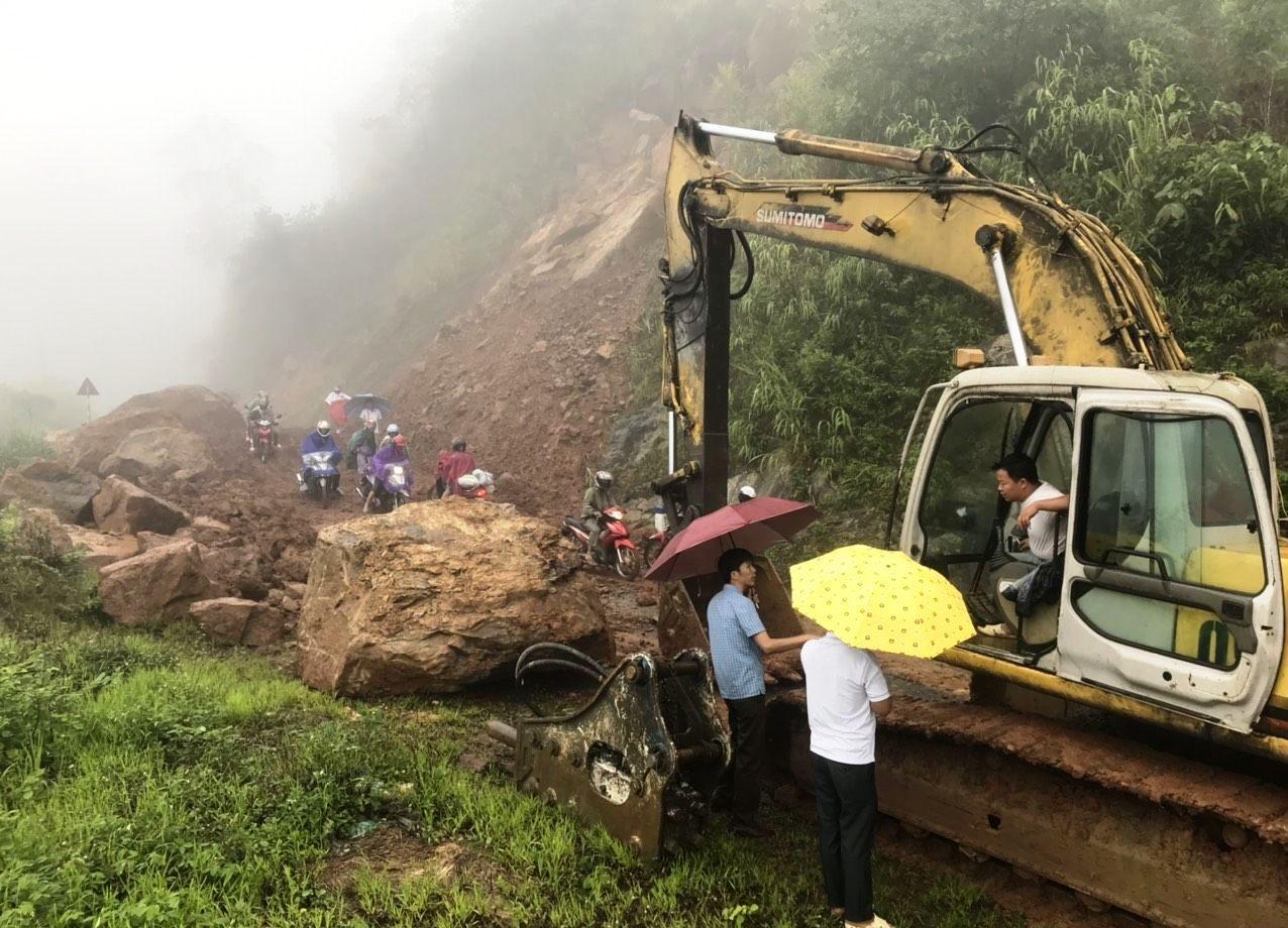 mưa lũ Lai Châu, Lai Châu