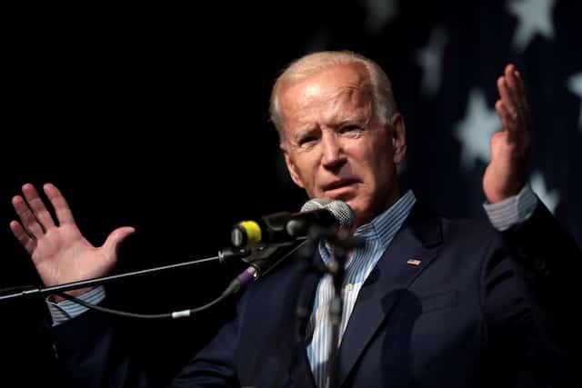 Đóng gói tòa án, Joe Biden