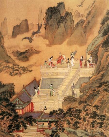 Vài ghi chép lịch sử về hiện tượng âm thanh kỳ lạ tại Trung Quốc