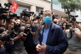 Ông trùm truyền thông Jimmy Lai bị truy tố, không được phép tại ngoại