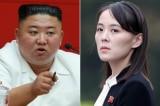 Em gái ông Kim Jong-un bất ngờ bị loại khỏi Bộ Chính trị Bắc Triều Tiên