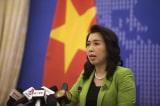 Việt Nam lên án việc Trung Quốc đưa máy bay quân sự đến Trường Sa