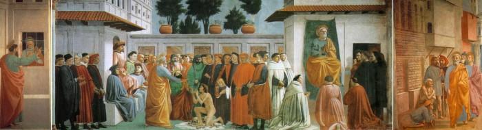 Masaccio và Nhà nguyện Brancacci: Thánh địa tạo nên các danh họa
