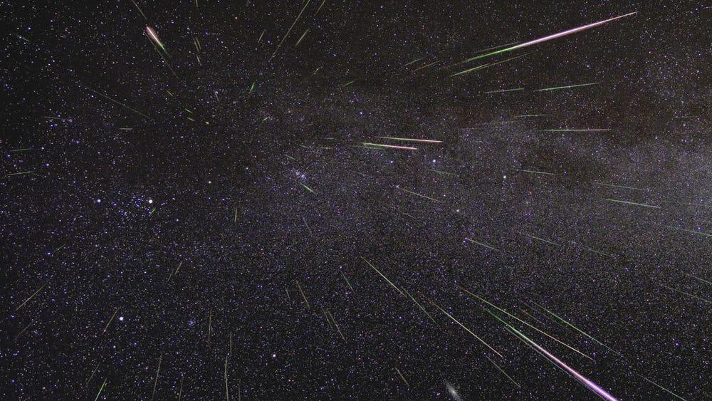 Mưa sao băng Perseids đẹp và lớn nhất năm 2020 sắp xuất hiện