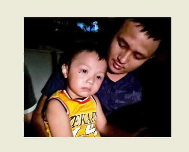 bé trai 2 tuổi bị bắt cóc, Bắc Ninh