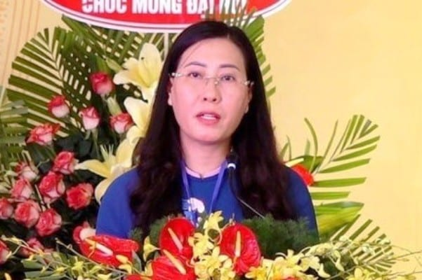 bà Bùi Thị Quỳnh Vân, Quảng Ngãi