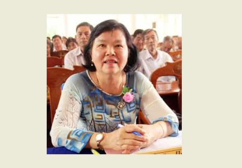 bà Đặng Huỳnh Mai, nhà công vụ