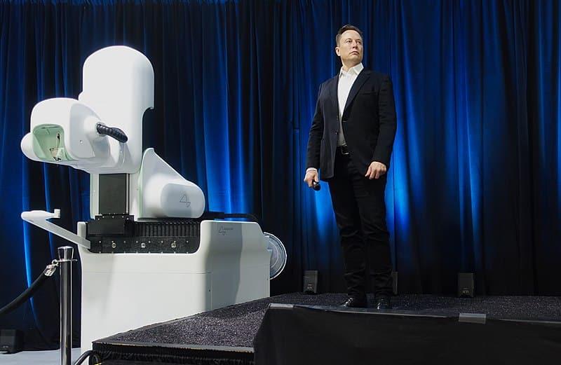 Elon Musk ra mắt thiết bị đọc não người Neuralink