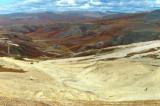 mỏ vàng Kupol