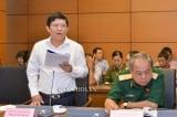 ĐBQH Phạm Phú Quốc, đại biểu có hai quốc tịch