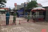 khu phố Nam Bắc, Sầm Sơn, virus corona Việt Nam