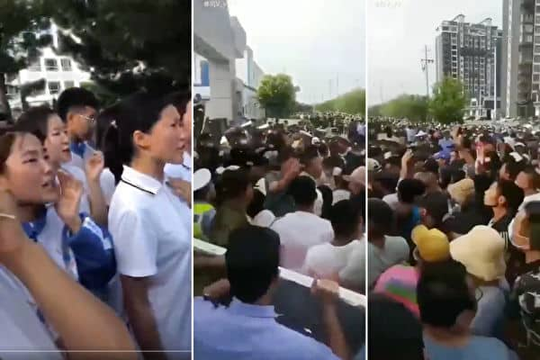 Biểu tình lớn tại Nội Mông Cổ vì chính sách giảng dạy bằng tiếng Hán - Trí  Thức VN
