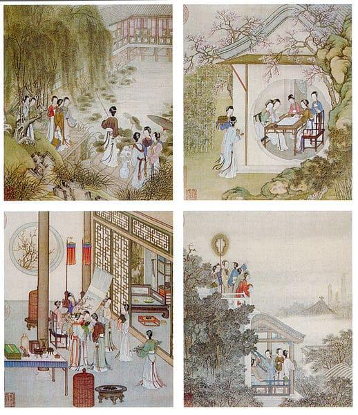 10 nhạc khúc nổi tiếng Trung Hoa cổ đại - Kỳ IX: Hán Cung Thu Nguyệt