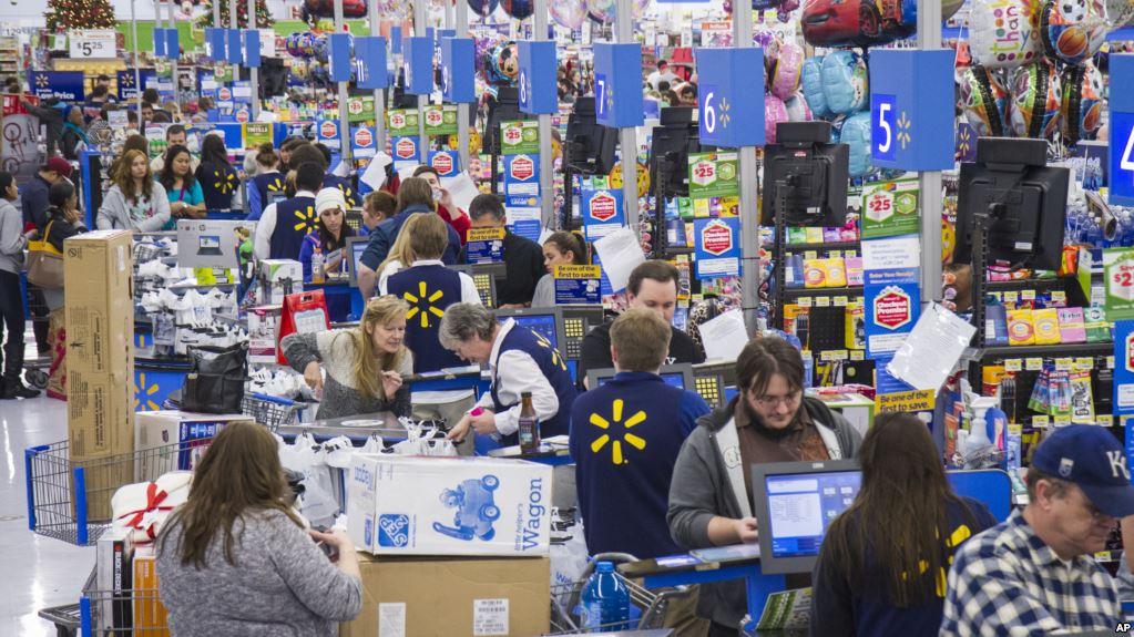 người tiêu dùng Mỹ, doanh nghiệp Mỹ