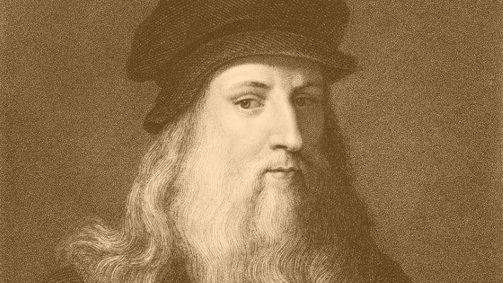 Nhạc sĩ Leonardo Da Vinci