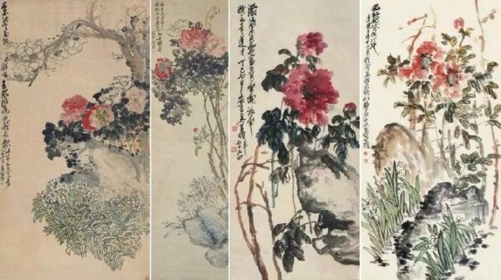 Nhân phẩm và họa phẩm của họa gia Ngô Xương Thạc