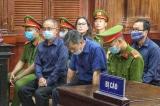 Ông Nguyễn Thành Tài bị tuyên 8 năm tù, bà Lê Thị Thanh Thúy 5 năm tù