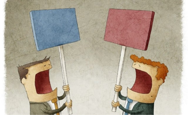 Phản biện và cãi bướng